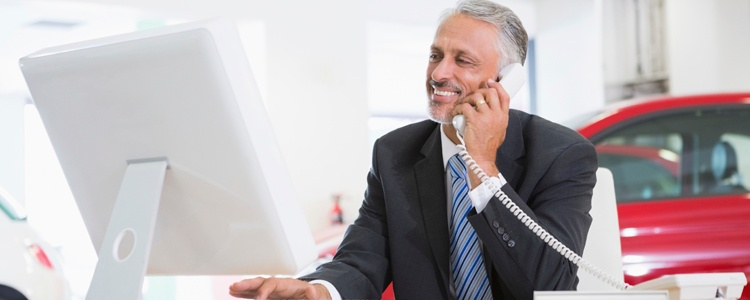 unified communication systems for auto dealers